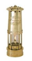 "Yacht Oil Lamp 10"" (Brass) ( Weems & Plath)"