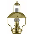 Clipper Brass Lamp - Oil 8207 ** DHR **  (Weems & Plath)