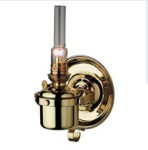 DHR Berth Lamp - Brass Oil Lamp  **  (weems & Plath)