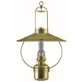 MARINE LAMP - DHR Main Cabin Lamp - OIL  **  (Weems & Plath)