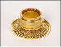 #23 Outer Wick Tube- Brass ** BACK ORDERED **