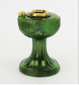 Aladdin Oil Lamp Emerald Lincoln Drape FONT ONLY (Brass) (USA)