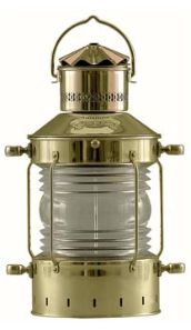 "DHR (Weems) Anchor Light 5"" (ELECTRIC)"