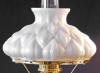 Artichoke Aladdin Oil Lamp Shade (Opal) ** RETIRED **