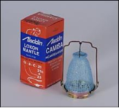1  R150 MANTLE LOX-ON FOR Aladdin Oil Lamps  MODELS 12, A, B, C, 21, 21C, 23a, 23, & MaxBrite 500