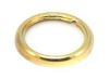Burner collar Ring (Brass)  for Aladdin glass fonts