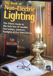 Aladdin NON-Electric Lamps Book by  Tim Matson **  LIMITED SUPPLY **
