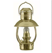 Mini Trawler Lamp - Oil  ** DHR **    8211 (weems & Plath) *