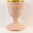 Aladdin Florentine Vase COMPLETE OIL LAMP **  Blush Pink ***BEING RETIRED