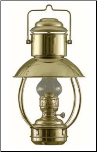 DHR Trawler Lamp - Electric  **  (weems & Plath)