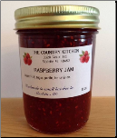 Amish Raspberry Jam 8oz The Country Kitchen