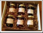Jam GIFT box.. All 6 flavors nestled in a gift box ready to give