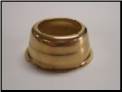 "Kone Kap  Mantle "" ADAPTER: for Aladdin Oil Lamps -  Models 3 thru 11 (SKU: N146-1a)"