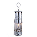 "Chrome Mini Yacht Oil Lamp 7"" **  (weems & Plath) (SKU: 400)"
