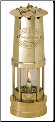 "Mini Yacht Lamp Brass ""WEEMS"" (SKU: 600)"