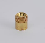 Flame Spreader for  Aladdin Oil Lamps, Brass ** (SKU: N106)