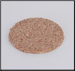Cork Gasket for most glass fonts (SKU: N120CG)