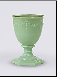 Florentine Vase ONLY Green, Pink or Alacite (cream) (SKU: R010 R011 R012)