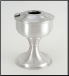 "Aluminum Lamp Font (for the A2310 lamp) ""FONT ONLY"" (SKU: R116)"