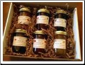 Jam GIFT box.. All 6 flavors nestled in a gift box ready to give (SKU: Jam GIFT Box)