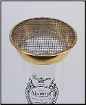 Insect Screen (Brass)    *** SOLD OUT *** (SKU: N101B ** RETIRED ** SEE N103B)