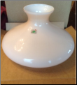 "10"" Student TAM ** Pink ** Glass shade  ONLY (2) Left *** NOT FOR ALADDIN LAMPS *** (SKU: AL 922-1 ** ONLY 2 left)"
