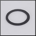 Fuel Filler Gaskets for 115 series Aladdin Oil Lamp Filler Plugs (for most Aladdin Lamp Plugs) (SKU: N115RG)