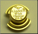"1"" BRASS wick trimmer for all Aladdin Oil Burners (SKU: r111-1B)"