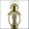 DHR Trawler Lamp, Oil  (or electric) **  (weems & Plath) ** (SKU: 8201)