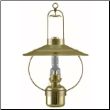 MARINE LAMP - DHR Main Cabin Lamp - OIL  **  (Weems & Plath) (SKU: 8209)