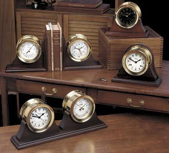 Clocks Barometers