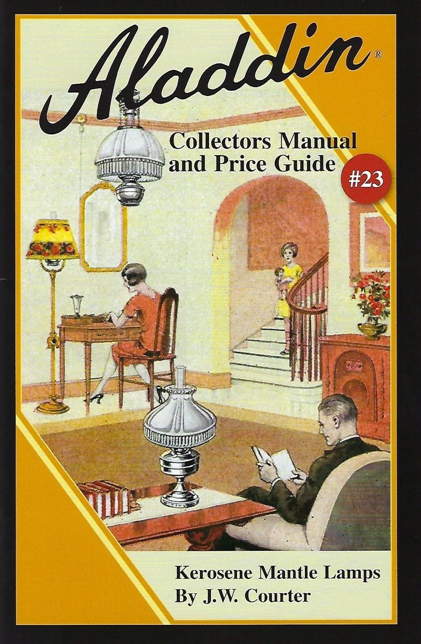 Lamps Collector\'s Manual & Price Guide #23 Book