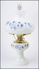 Aladdin Glass Table Oil Lamps